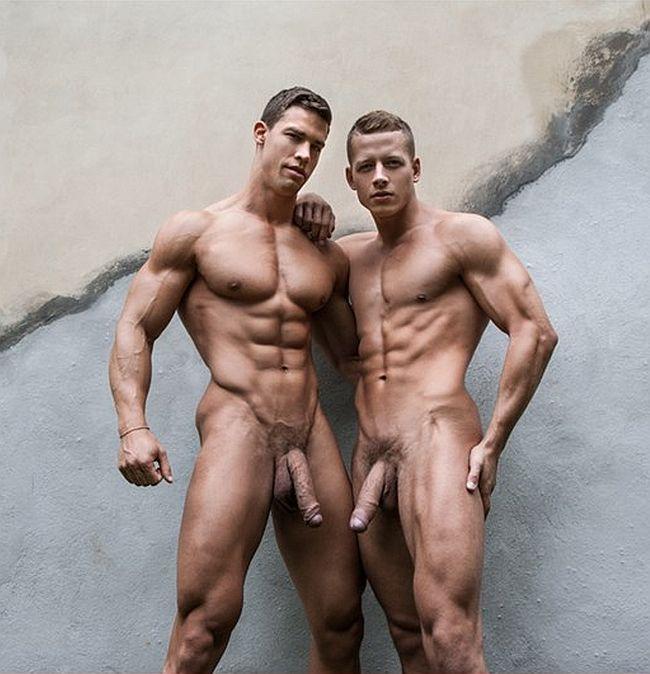 Freddy Wolff And Bruno Fox Free Naked Men Big Dicks